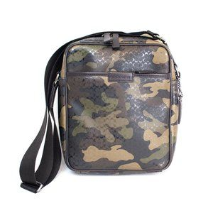 COACH Camo Small Crossbody Bag